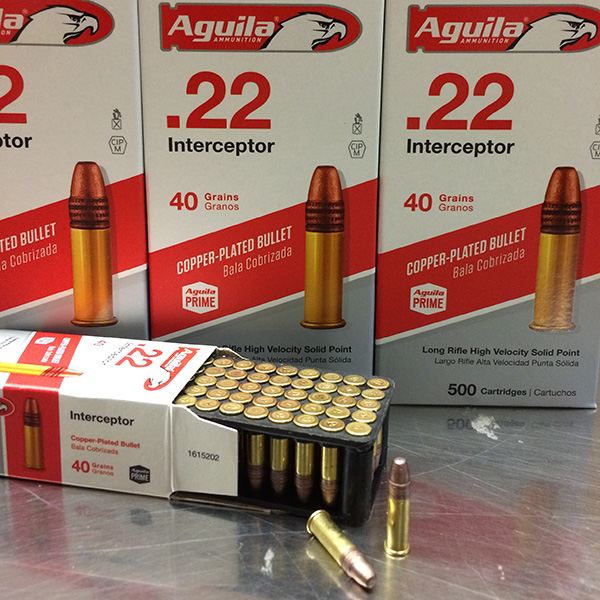 22 LONG RIFLE : Ammo Supply Warehouse