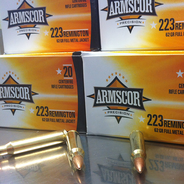 223 REM : Ammo Supply Warehouse